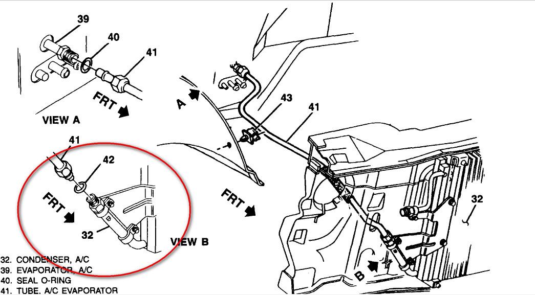 r4 ac compressor - AC Auto Repair Help Forum