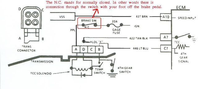 700r4 internal wiring wiring diagram all  chevy 700r4 transmission wiring diagram #4